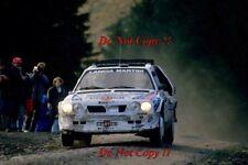Henri Toivonen Martini Lancia Delta S4 Winner RAC Rally 1985 Photograph 1