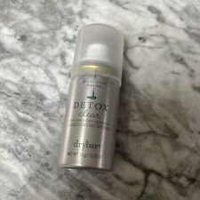 Drybar Detox Clear Invisible Dry Shampoo Travel Size  (0.35 oz/10 g) New