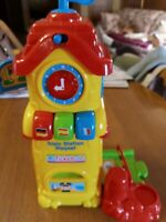 Vtech go go smart wheels train Station  Replacement Depot Talking