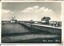 cm 037 1953 LACCO AMENO (Napoli) Sbarco - viaggiata