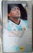 MARADONA - LA MANO DE DIOS - JIMMY BURNS - BIOGRAFÍAS VIVAS ABC 2005 VER INDICE