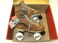 Chaya Vegan Neat Vintage Quad Skates Brown Skate Multiple Sizes Retro NEW