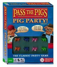 Pass The Pigs Pig Party Edition Game BRAND NEW