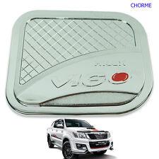 2005 - 13 2014 Fuel Oil Tank Cap Cover Chrome Trim 1Pc Toyota Hilux Vigo Pickup