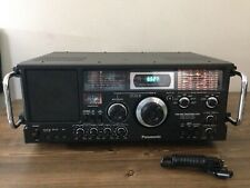 Panasonic 10BAND FM/AM/SW1-8  Receiver Model No RF-4900, Excellent.