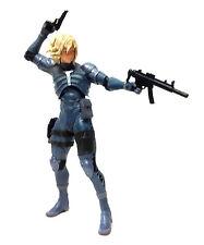 "Mcfarlane Juguetes de Metal Gear Solid 4 Rayden Ninja 6"" Video Juego Anime Figura Rara"