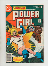 Showcase Comics #98 - Power Girl! - (Grade 7.0) 1978