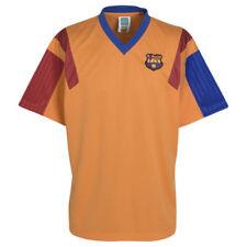Extérieurs de football de clubs espagnols longueur manches manches courtes taille M