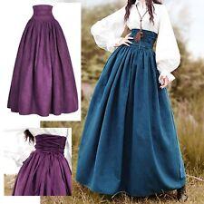 Gonna Lunga Donna Alta Qualità Autunno Inverno Woman Fall Maxi Shirt BOSHS04 P