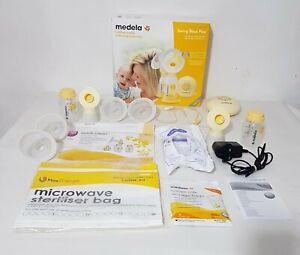 Medela Swing Maxi Flex Double Electric 2 Phase Breast Pump Milk Breastfeeding