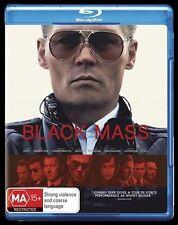 Black Mass (Blu-ray) Biography, Crime, Drama, Johnny Depp, Benedict Cumberbatch
