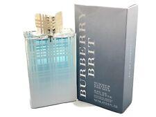 Buberry Brit Summer Edition for Men 3.3 fl.oz Eau De Toilette Spray by Burberry