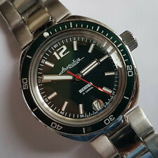 Vostok NEPTUNE. 960758. Automatic watch. 20 ATM. Diver. New!