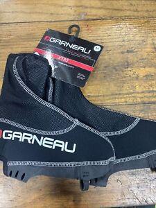 Garneau XTR2 Cycling Shoe Covers Size Med Black