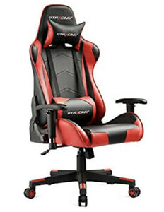 GTRACING Gaming Chair Racing Office Computer Game Chair New
