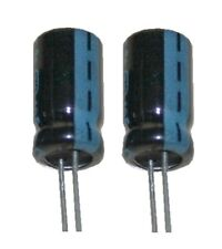Elko elektrolytkondensator 68uf 50v low impedancia 105 ° C 2 trozo (1003)