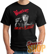 CAMISETA THE WARRIORS-COME OUT PLAY-CLASSIC MOVIE T-SHIRT CHICO/CHICA/TIRANTES