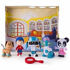 Oui-Oui - 6027953 - Pack de 5 Figurines - NEUF