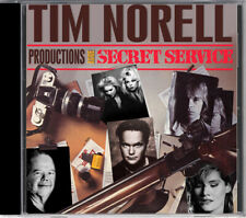TIM NORELL PRODUCTIONS  (ASIDE SECRET SERVICE)    ©2020   CD