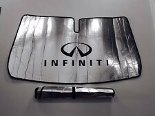 INFINITI WINDSHIELD SUNSHADE JX35 2012-2013 W/O SENSOR