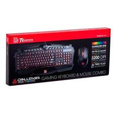 Thermaltake Challenger Prime RGB Gaming Keyboard and Mouse Combo