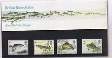 GB Presentation Pack 142 1983 British River Fishes / FISH 10% OFF 5