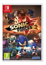 Sonic Forces Bonus Edition (Nintendo Switch) Brand New & Sealed UK PAL