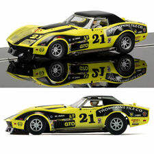Scalextric Slot Car C3726 Chevrolet Corvette Stingray L88 21
