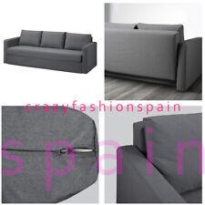 IKEA FRIHETEN Protective cover for sofa-bed, Vissle grey