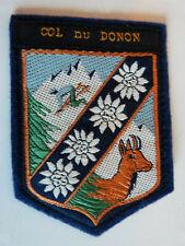 Ecusson touristique Col du Donon