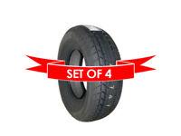 Austin Mini Falken 165/70/10 Tire - Set Of 4