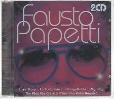 FAUSTO PAPETTI OMONIMO SAME ST - 2 CD F.C. SIGILLATO!!