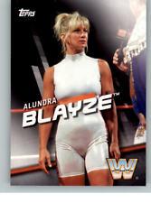 2016 WWE Divas Revolution #4 Alundra Blayze