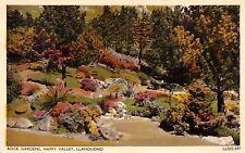 Llandudno. Rock Gardens, Happy Valley.  AM.460