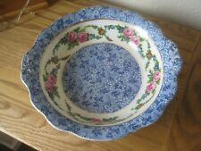"AN OLD ENGLISH ROSARIE J KENT FENTON ""YE OLDE FOLEY WARE"" BOWL"