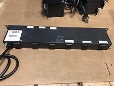Tripp Lite RS-1215-RA 12 Outlet Rackmount Power Strip 1U