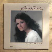 Amy Grant Age To Age 1982 Vinyl LP Myrrh Records MSB-6697
