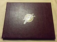 Giuseppe Armani 1994 Hardback Book Ltd Edition Volume 1 with protective case