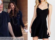 elena gilbert Kimchi Blue Scarlett Fit + Flare Dress
