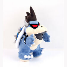 Super Mario Bowser's Inside Story Figure Dark Bowser Plush Doll Toy 12 inch