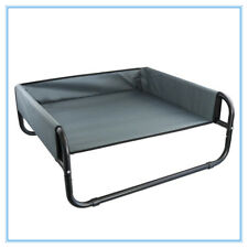 Paws & Claws Elevated High Walled Dogs/Pets Bed Large 85cm Heavy Duty/Durable