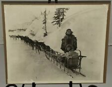 THE CHEECHAKOS 1923 Production Photograph McKinley Park Van Antwerp Johnson RARE