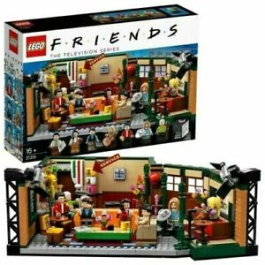 LEGO 21319 Ideas Central Perk Friends - Brand New SEALED - EXPRESS DISPATCH!
