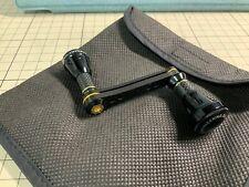 Bassart Hybrid Carbon Limited 52mm Handle Daiwa Exist Morethan Certain (Black)