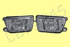 VW GOLF Mk2 Jetta 1989-92 Fog Driving Lights Clear PAIR