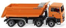 Wiking 067448 - Muldenkipper (MAN TGS Euro 6 /Meiller) orange(1:87) NEU/OVP