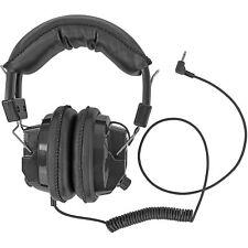 Race Day Electronics über dem Kopf Kopfhörer für Scanner mit Lautstärkeregler