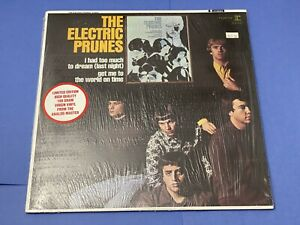 Electric Prunes I HAD TOO MUCH TO DREAM LP 180G Vinyl Record Album Rhino Shrink