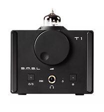 SMSL T1 DAC / Amplificateur Casque AK4490 Tube 6n11 DSD512 32bit/384kH