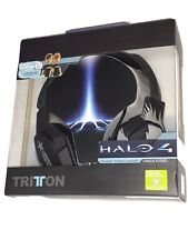 Tritton Halo 4 Trigger Black Headband Headsets. Brand New. Sealed.